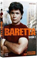 DVD BARETTA SAISON 2 NEUF DIRECT EDITEUR