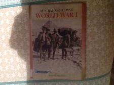 Robert Hillman, Australians At War, World War 1