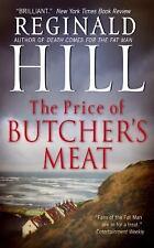 Dalziel & Pascoe: The Price of Butcher's Meat  ~Reginald Hill British Crime Book