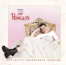 Various - The Princess Diaries - Exclusive Soundtrack Sampler - 3 track CD