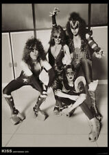 "KISS Amsterdam 1976 NEW A1 Size 84.1cm x 59.4cm - approx 33"" x 24"" Poster"