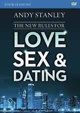 The New Rules for Love, Sex, and Dating Video Study - NEW - Free Shipping!