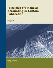 Principles of Financial Accounting - 3E - Custom Publication- DEAKIN UNIVERSITY