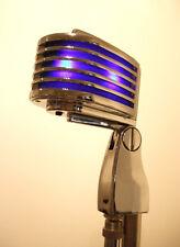 Heil fin (blue led) style rétro vintage Microphone dynamique Microphone +6 m XLR Câble