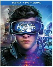 Ready Player One (Blu-Ray + DVD) No Digital