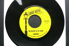 """7"""" Charmers - Beating Of My Heart/ Why Does It - US Lost Nite Doo Wop"""