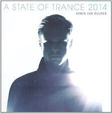Armin Van Buuren: A State Of Trance 2014: (CD)