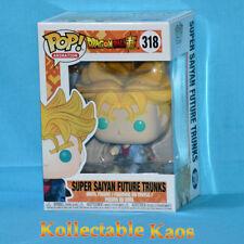 on Hand Funko Pop Super Saiyan Future Trunks #318 Dragon Ball Figure