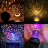 Amazing LED Starry Night Sky Projector Lamp Star Light Cosmos Master Kids Gift B