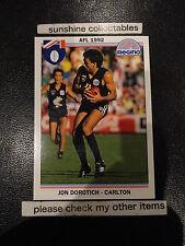 1992 Regina (147) Jon Dorotich Carlton