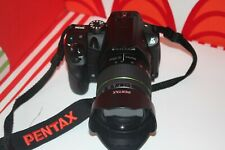 Pentax  K30 16.2 MP Digital SLR Camera-Kit w/Pentax 18-55mm Lens with camera bag