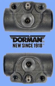 2 Drum Brake Wheel Cylinders REAR REPLACE Chevy DODGE GMC OEM # 18004794