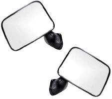 89 90 91 92 93 94 95 Toyota Pickup w/ vent window Left&Right Manual Mirror Pair