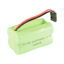RC 4.8V 2500mAh AA Ni-MH Rechargeable Square Battery with Futaba Connector BC753