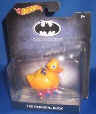 DC UNIVERSE COMICS COLLECTOR HOT WHEELS BATMAN THE PENGUIN DUCK NEW