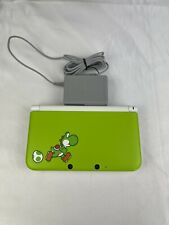 Nintendo 3ds XL Yoshi edition With Charger Mint Condition
