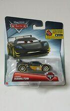 CARS Disney pixar LEWIS  HAMILTON carbon racers novità raro mattel 1:55 maclama