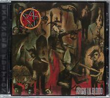 SLAYER - Reign In Blood - CD Album *Expanded Edition* *2 Bonus Tracks*