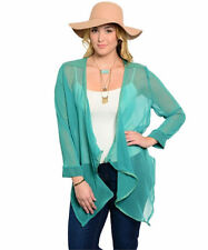 Polyester Long Sleeve Hand-wash Only Plus Size Tops & Blouses for Women