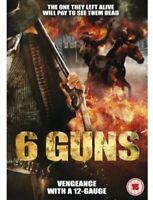 6 Guns [DVD][Region 2]