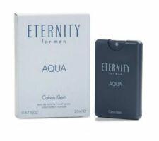 Eternity AQUA for Men Calvin Klein Eau de Toilette Spray 0.67 oz - New Worn Box