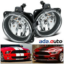 Fit 2000-2007 Ford Mustang Cobra/Focus SVT/Escape/Lincoln LS Fog Lights w/ Bulbs