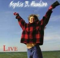 SOPHIE B HAWKINS 'LIVE' 2 CD NEW!!!!!!!