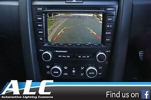 Reverse camera Series 1 Holden VE HSV WM Calais SSV E1 E2 fitted W/ LCD headunit