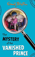 The Mystery of the Vanished Prince (Mysteries), Blyton, Enid, Very Good Book