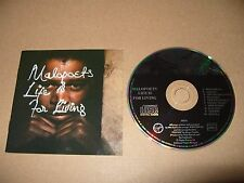Malopoets Life Is For Living cd 10 tracks 1988