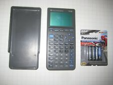 Texas Instrument Ti-82 Graphing Calculator With Cover +New Battery