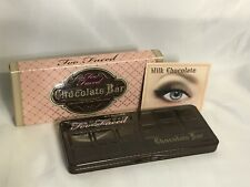 Too Faced Chocolate Bar Eye Shadow Palette,16 Matte & Shimmer Eye Shadows