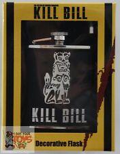 KILL BILL DECORATIVE FLASK Neca MOVIE ALCOHOL A Band Apart 2004 MIRAMAX FILMS