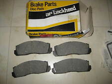 NEW FRONT BRAKE PADS - LUP28 - FITS: LANCIA BETA COUPE & MONTE CARLO (1974-)