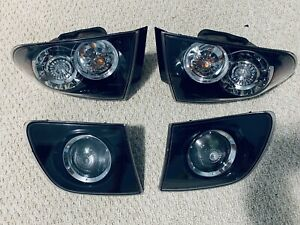 For 2004 - 2009 Mazda 3 Tail Light (Set: Driver Side & Passenger side)