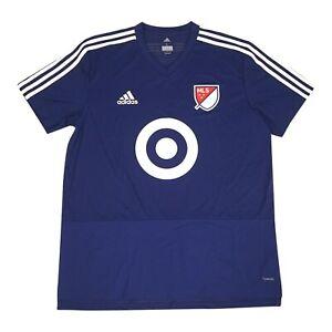 All Star MLS Adidas Men's Purple Climacool Training Jersey