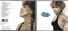 CD 18 TITRES TINA TURNER SIMPLY THE BEST feat ROD STEWART DE 1991 EUROPE