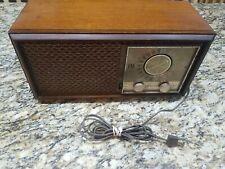 New ListingVintage Zenith S-65234 Vintage Radio Tube Fm Am Works! Collectable