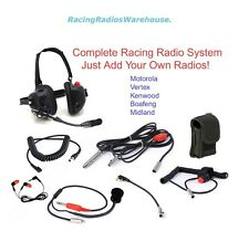 Racing Radios Electronic Communications Motorola