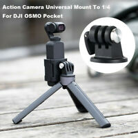 "PGYTECH For DJI OSMO POCKET Action Camera 1/4"" Thread Universal Mount 1PC-3PC"