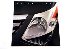2008 Suzuki Line Sales Brochure Catalog - Grand Vitara XL7 SX4 Reno Forenza