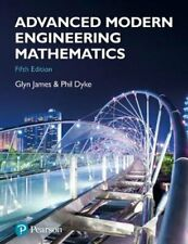 Advanced Modern Engineering Mathematics by Glyn James 9781292174341 | Brand New