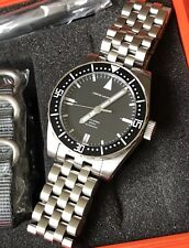 OBRIS MORGAN EXPLORER Divers Watch New Boxed 3 Straps & Tools