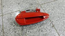 Fiat Grande Punto Türgriff  außen in rot  vorne rechts