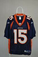 Denver Broncos Tim Tebow American Football NFL Reebok Jersey S SMALL