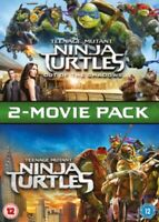 Nuovo Tmnt Teenage Mutant Ninja Turtles - Out Of The Ombre DVD
