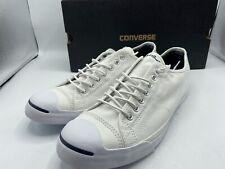 Converse Men's Size 13 Jack Purcell Low Top Profile JP LP L/S OX Shoes White