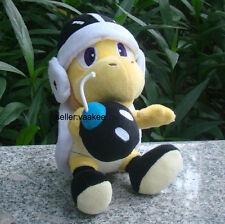 "Nintendo Super Mario Bros Bomb Bro Koopa 8"" Turtle Plush Toy Stuffed Animal Doll"