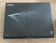 Wacom Intuos 4 Small Drawing Graphics Tablet with Mouse Stylus Pen Tips