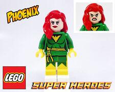 LEGO Custom Minifigure - PHOENIX - JEAN GREY - SDCC Exclusive SUPER HEROES